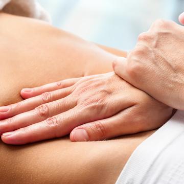 L'ostéopathie pour traiter les troubles de la digestion